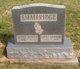 Emma <I>Clifton</I> Smallridge