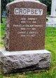 Marcella F <I>Chilson</I> Cropsey