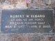 Robert W Eldard