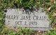 Mary Jane Crain
