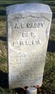 Profile photo:  A. B. Caddy