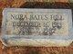 Nora Devine <I>Bates</I> Hill