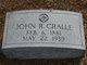 John Robert Cralle