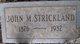 John Mercer Strickland