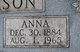 Anna Alderson