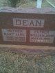 Mary Jane <I>Worley</I> Dean