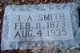Thomas Alfred Smith, Sr