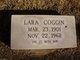 Profile photo:  Ada Lara <I>Ransford</I> Coggin