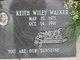 Keith Wiley Walker