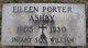 Eileen <I>Porter</I> Ashby