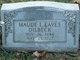 Maude Lee <I>Eaves</I> Dilbeck