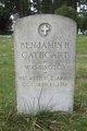 Benjamin Harrison Cathcart