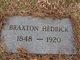 Braxton Hedrick