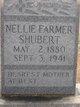 Nellie <I>Sherrill</I> Farmer Shubert