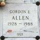 Gordon Allen