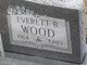 Everett Brown Wood