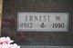 Ernest W. Wood
