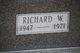 Richard Wayne Wood