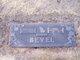 Ethel Faye <I>Tidwell</I> Bevel