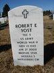 Robert E Yost