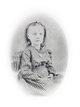 "Profile photo:  Ida Mary ""Mame"" <I>Spencer</I> Alden"