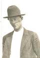 "Profile photo:  Arthur Freeman ""Tex"" Alden"