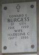 Madeline Avis <I>Carter</I> Burgess