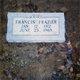 Francis <I>Rozell</I> Frazier
