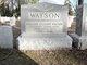 LTJG William Allison Watson