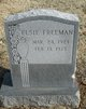 Profile photo:  Elsie <I>Waltrip</I> Freeman