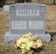 Profile photo:  Elizabeth Inez <I>Shields</I> Ambler