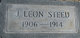 J. Leon Steed