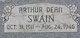 Profile photo:  Arthur Dean Swain