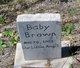 Profile photo:  Baby Brown