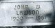John William Lawson