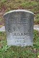 E F Adams