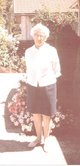 Mrs Josie Hannah <I>Goughnour</I> Swisher