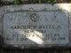 Harold W. Bates, Jr