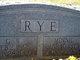 Minnie Rye