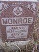Mary Ann <I>McNutt</I> Monroe