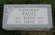 Martin Edward Nagel, Jr