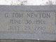 G Tom Newton