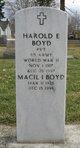 Profile photo:  Macil Irene <I>Bly</I> Boyd