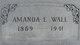 """Amanda E. """"Mandy"""" Wall"""