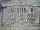 Profile photo:  Austin R. Boatright