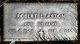 Pvt Robert L. Axton