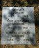 "Profile photo:  Abigail Caroline ""Abby"" <I>Hinckley</I> Gordon"