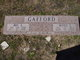 Mittie V <I>Chilcoat</I> Gafford