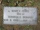 Mary Catherine <I>Cates</I> Denoux