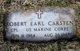 "Robert Earl ""Rob"" Carsten, Sr"